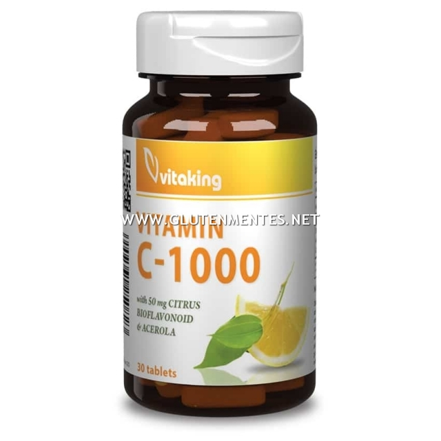 Bioflavonoidos C-vitamin 1000mg VK (90 tabletta)